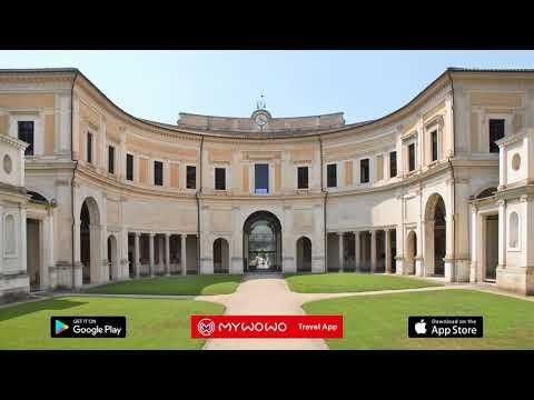 Villa Giulia – Édifice – Rome – Audioguide – MyWoWo Travel App