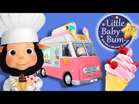 Ice Cream Song | Part 2 | Nursery Rhymes | Original Song By LittleBabyBum!