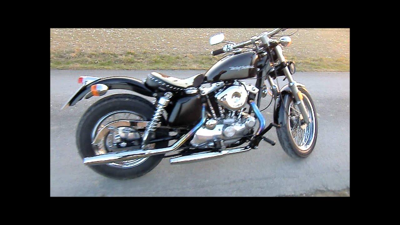 1975 Harley Davidson Sportster XL 1000 Ironhead Part 2