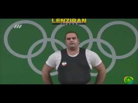 How Behdad Salimi Was Subject To Unjust Vote Of Jury In Olympic Of Rio