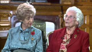 Repeat youtube video Bletchley Park - Code Breakers Also Served   10/11/2013