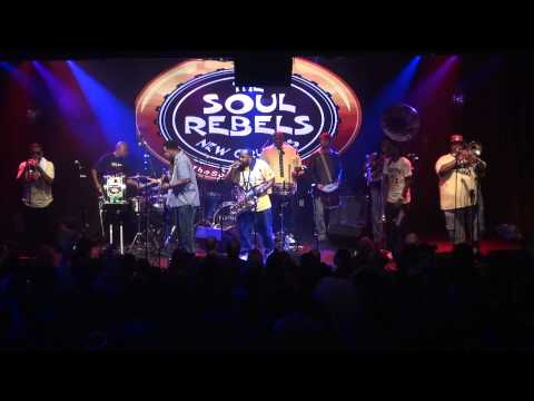 The Soul Rebels & Billy Martin - Turn It Up