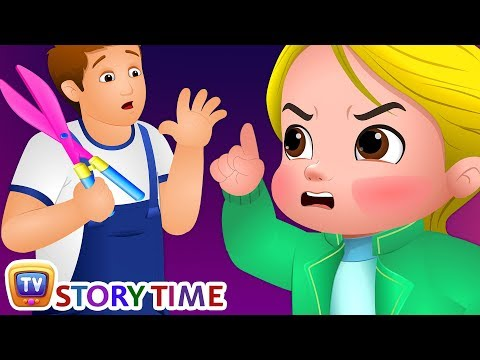 Cussly's Politeness - ChuChuTV Storytime Good Habits Bedtime Stories for Kids