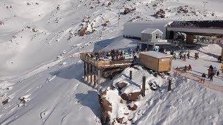 Настоящий Эльбрус Горнолыжный курорт 2018
