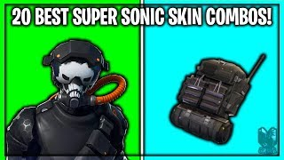 20 BEST 'SUPERSONIC' BACKBLING COMBOS IN FORTNITE (20 Best SuperSonic Skin + Backbling)