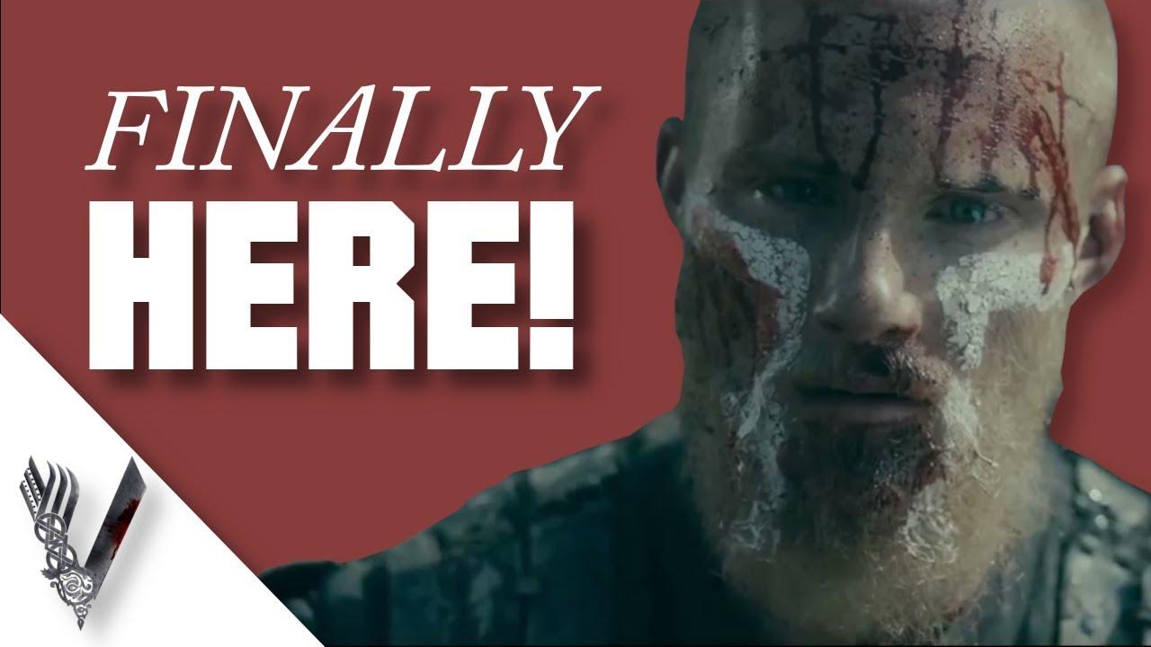 Vikings Season 5 Episode 20 Previewpromo Breakdown Ragnarok