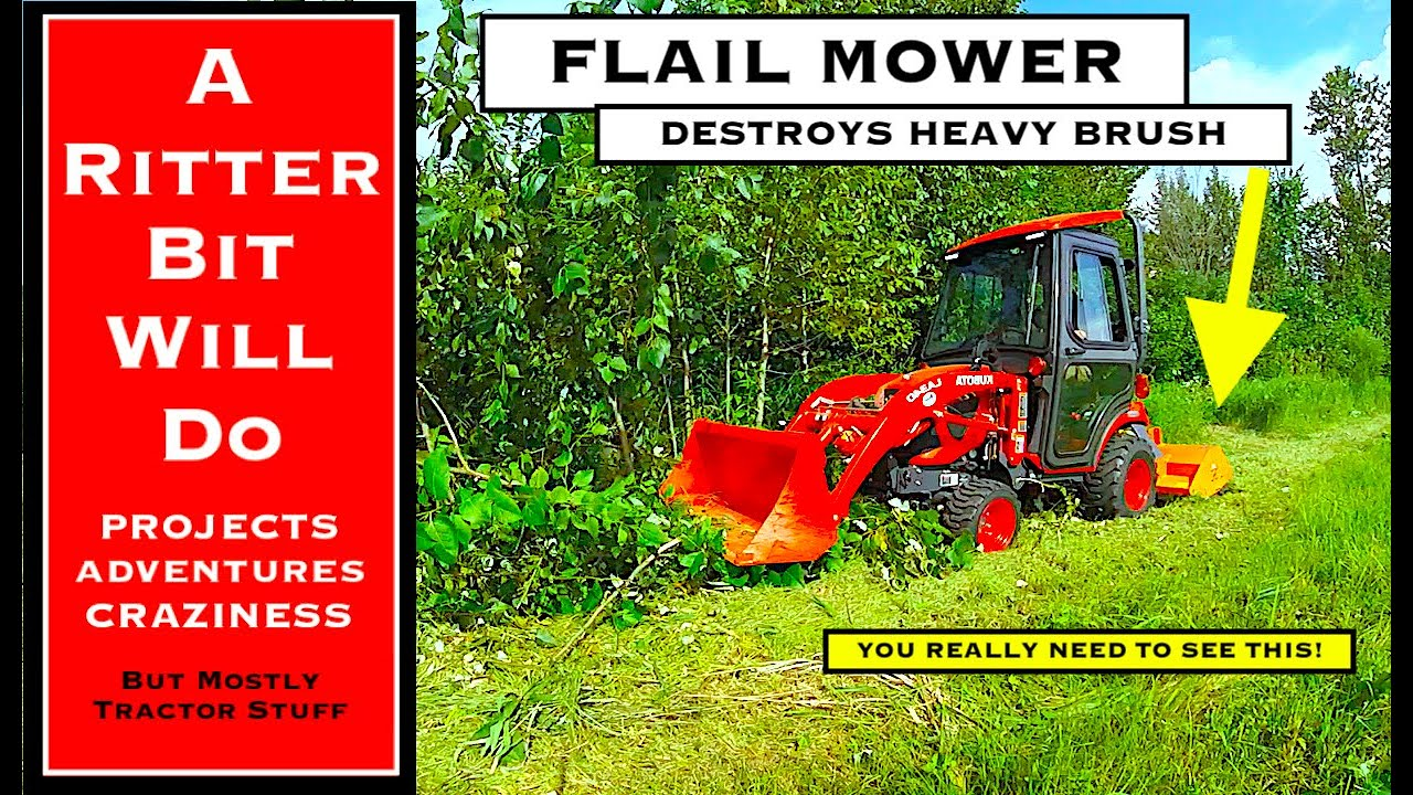 Flail Mower Reviews - Product Info