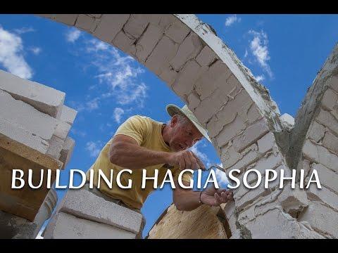 Building Hagia Sophia | Holy Ascension Monastery
