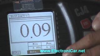 uso del scanner y osciloscopio cj4 parte b