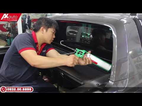 Nắp Thùng Cuộn Xe Bán Tải Ford Ranger mẫu Carryboy Tại AKauto