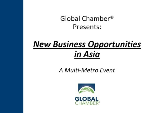 Multi-Metro Event: New Business Opportunities in Asia
