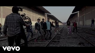 Jorge Blanco - Conmigo (Behind The Scenes)
