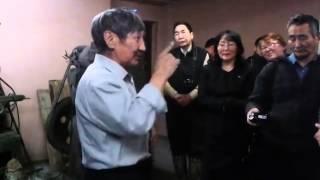 видео Экспозиция якутской урасы