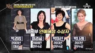 '대세' 박나래, 그녀의 최우수상(= 여자 대상)이 값진 이유★ thumbnail