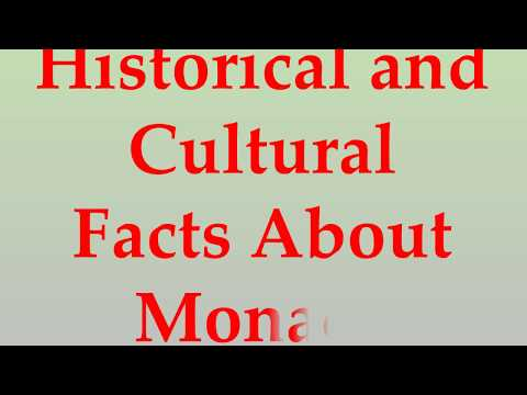Historical and Cultural Facts About Monaco
