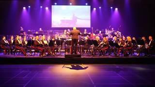 Koninklijke Militaire Kapel 'Johan Willem Friso' speelt Arcade van Duncan Laurence