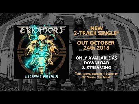 EKTOMORF - Hardwired (2018) // Offcial Audio Video // AFM Records