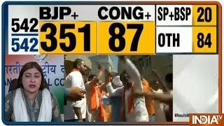 Lok Sabha Election Results 2019 LIVE | Celebrating PM Modi's Lead