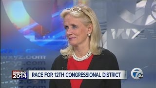 INTERVIEW: Debbie Dingell (D) - Candidate for U.S. Congress District 12, Michigan