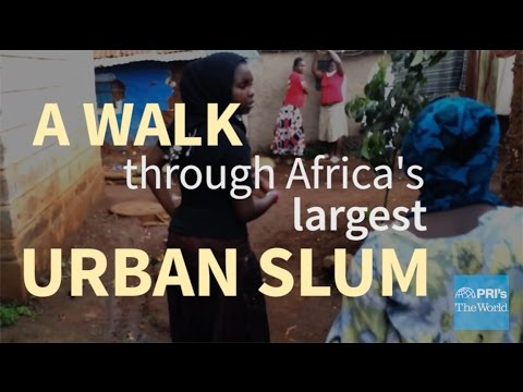 Walk through Africa's biggest urban slum | The World