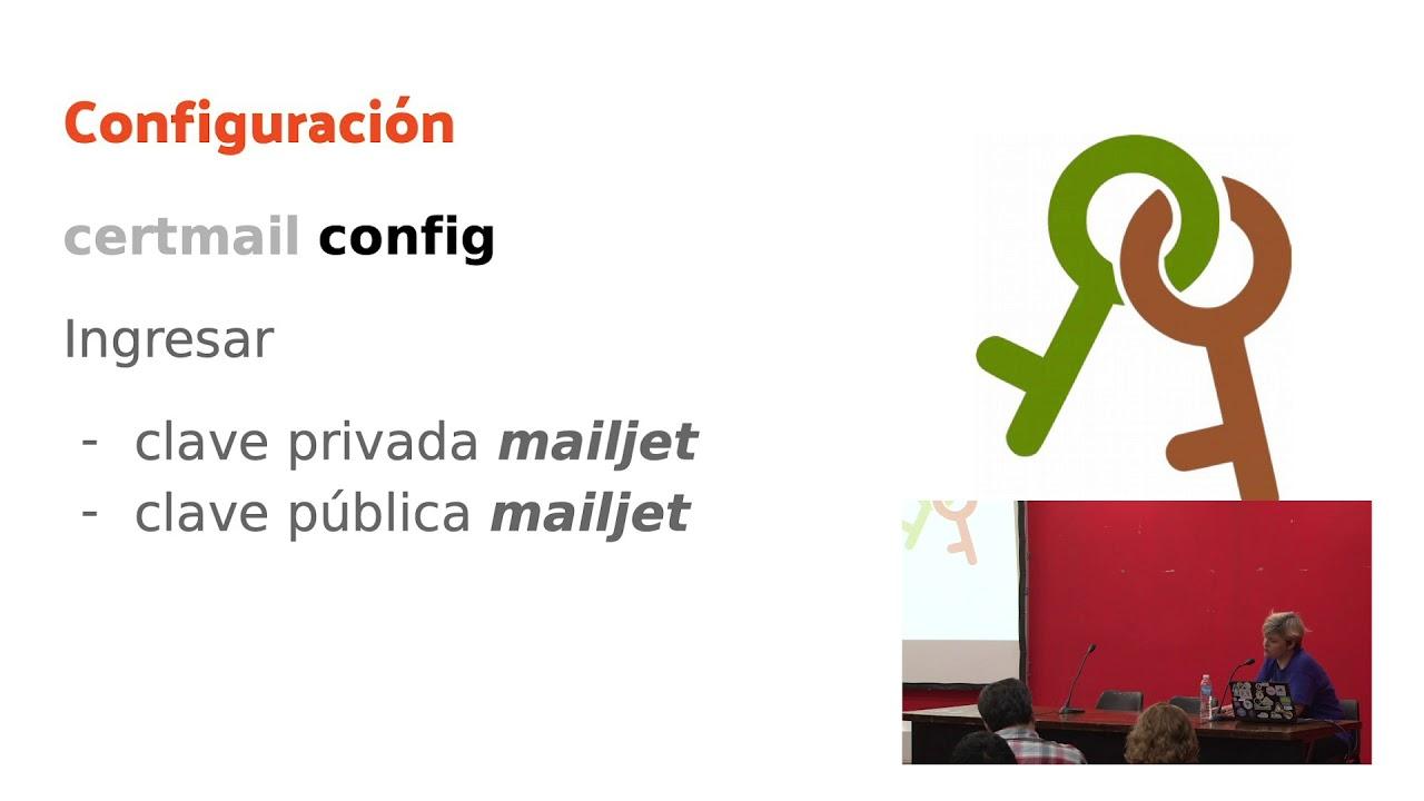 Image from CertMailer - Automatizar envío de certificados, por María Andrea Vignau