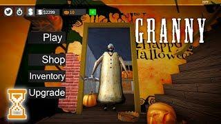 Хэллоуинское обновление Роблокс бабки | Roblox Granny Spider Pet