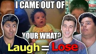 Ultimate Try Not To Laugh Challenge With Friends