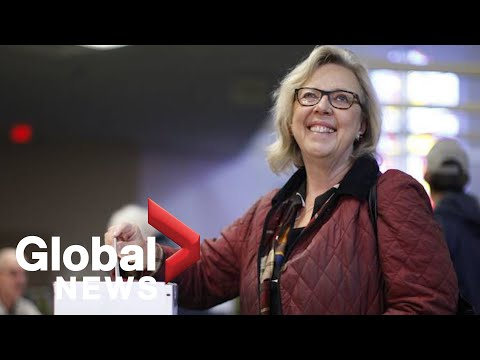 Canada Election: Elizabeth May Praises 'historic' Outcome For Green Party Following Results