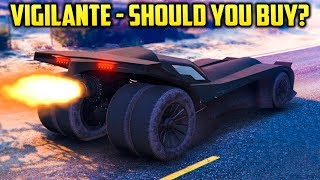 GTA Online 'Vigilante' Review - MOST FUN VEHICLE IN ONLINE!? (Should You Buy)
