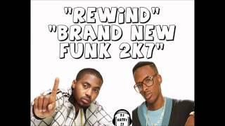 Nas - Rewind (over DJ Jazzy Jeff - Brand New Funk 2K7)