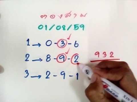 สูตรหวยแม่นๆงวดนี้01/09/59,หวยงวดนี้01/09/59,หวยตองสาม(เข้า2ตัวบน3ตัวบน2ตัวล่างหลายงวดติด
