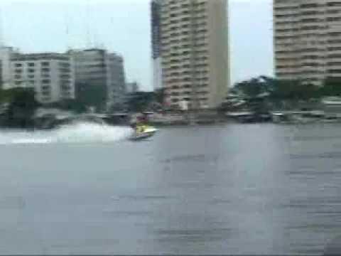 lagos nigeria jet ski