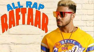 All rap RAFTAAR | raftaar rap mashup | raftaar all raps | raftaar mashup | RAVI KUMAR KHOLA