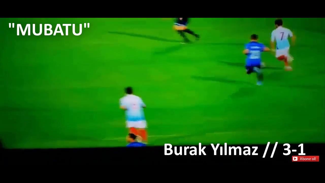 Kosova 1-4 Türkiye Özet ve Goller (11.06.2017)