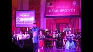 TÌNH ĐẤT - Sáo trúc Ngọc Anh | Hội ngộ tiếng sáo Việt