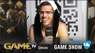 Game TV Schweiz - Interview mit Simon (Zürich Game Show)