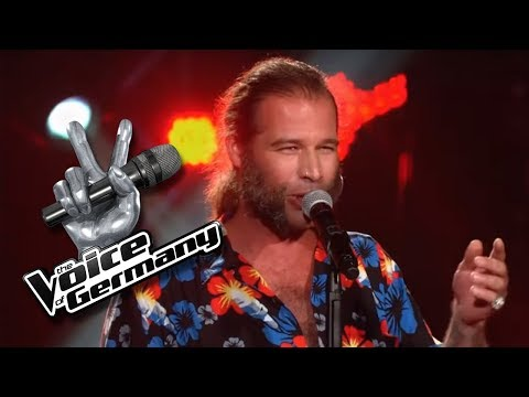 Joe Cocker - Lie To Me | Mario Götz Cover | The Voice of Germany 2017 | Blind Audition