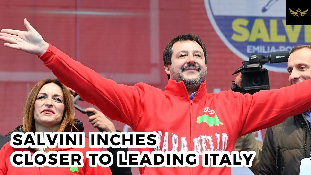 Salvini inches closer to leading Italy