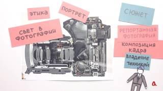 Как это устроено. Научится фотографировать. Зеркальный фотоаппарат.