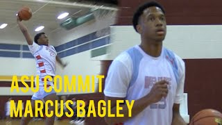 Gambar cover ASU Commit Marcus Bagley FINAL AAU Tournament | RAW FOOTAGE RECAP