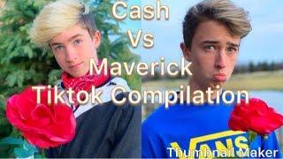 Cash VS Maverick TikTok Compilation Part 4