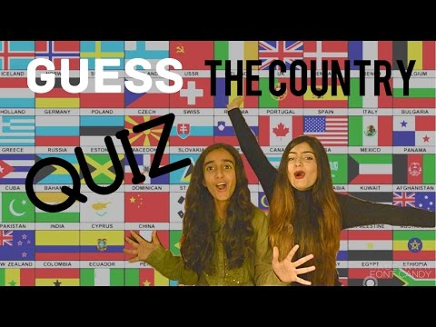 GUESS THE COUNTRY QUIZ | ATM Tv