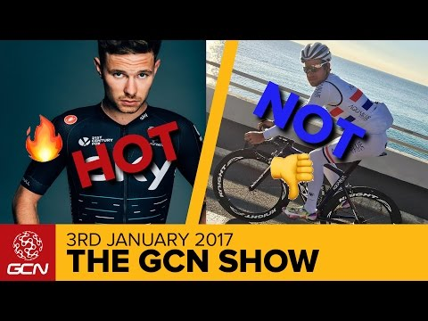Hot Or Not? New Pro Cycling Team Kits For 2017 | The GCN Show Ep. 208