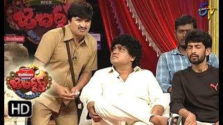 Rocket Raghava Performance | Jabardasth| 26th October 2017| ETV  Telugu