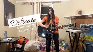 Taylor Swift - Delicate (Acoustic Loop Cover by Atlanta)