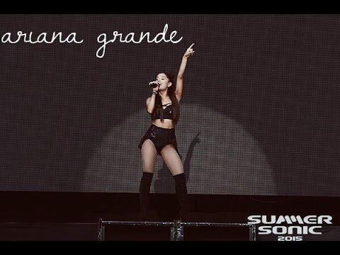 Ariana Grande - Problem live at Summer Sonic