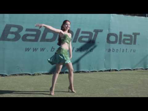Merengue dance, Ricky Martin - La Mordidita