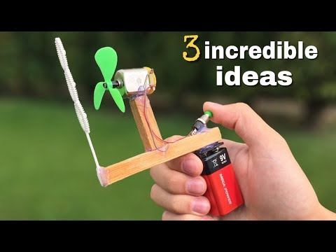 Thumbnail: 3 incredible ideas and Simple Life Hacks for Fun