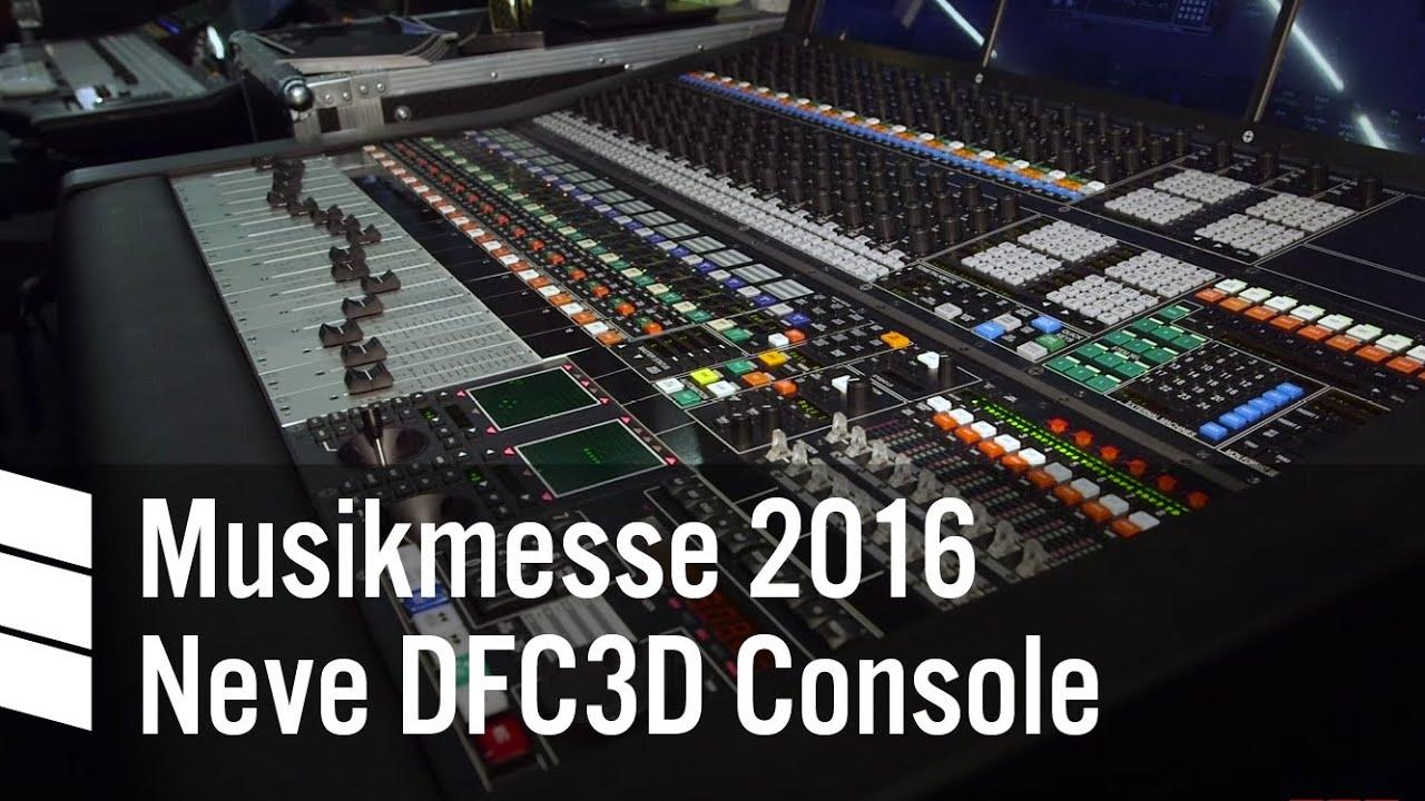 AMS Neve DFC3D - Musikmesse 20...