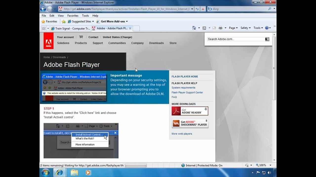 adobe flash player 9.0 124.0 download